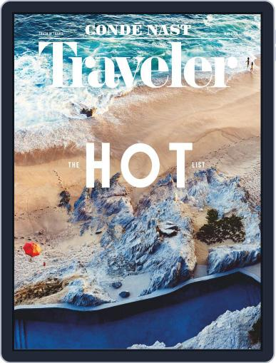 Conde Nast Traveler (Digital) May 1st, 2016 Issue Cover