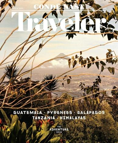 Conde Nast Traveler (Digital) March 23rd, 2016 Issue Cover