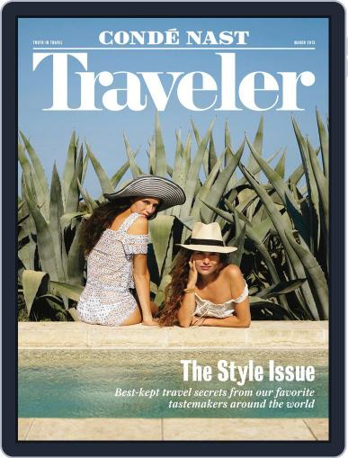 Conde Nast Traveler (Digital) February 17th, 2015 Issue Cover