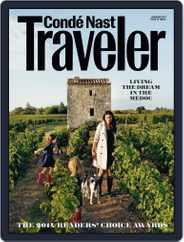 Conde Nast Traveler (Digital) Subscription October 21st, 2014 Issue
