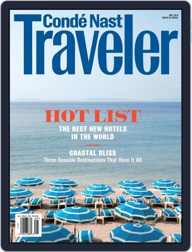 Conde Nast Traveler (Digital) April 22nd, 2014 Issue Cover