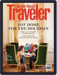 Conde Nast Traveler (Digital) Subscription November 19th, 2013 Issue