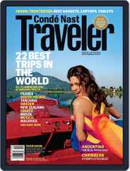 Conde Nast Traveler (Digital) Subscription August 20th, 2013 Issue