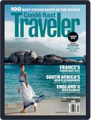 Conde Nast Traveler (Digital) Subscription January 22nd, 2013 Issue