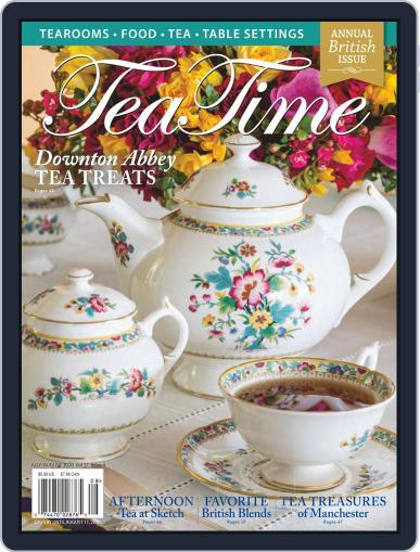 TeaTime (Digital) July 1st, 2020 Issue Cover