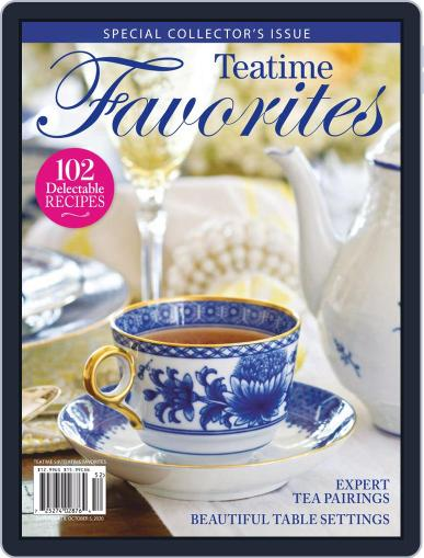 TeaTime June 16th, 2020 Digital Back Issue Cover