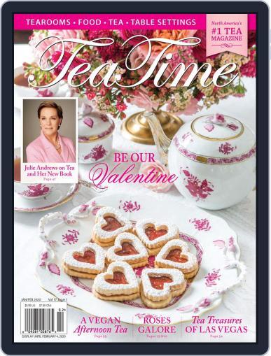 TeaTime January 1st, 2020 Digital Back Issue Cover