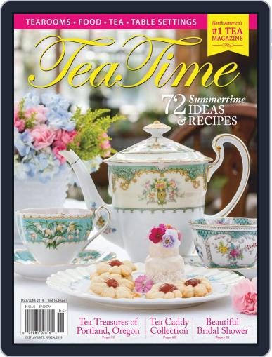 TeaTime (Digital) May 1st, 2019 Issue Cover