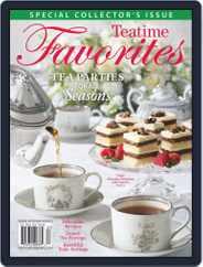 TeaTime (Digital) Subscription November 6th, 2018 Issue