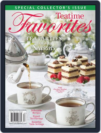 TeaTime (Digital) November 6th, 2018 Issue Cover