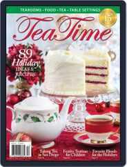 TeaTime (Digital) Subscription November 1st, 2018 Issue