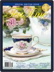TeaTime (Digital) Subscription July 1st, 2018 Issue