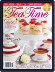 TeaTime (Digital) Subscription January 1st, 2018 Issue