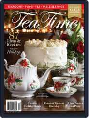 TeaTime (Digital) Subscription November 1st, 2017 Issue