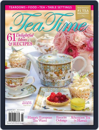 TeaTime (Digital) July 1st, 2017 Issue Cover