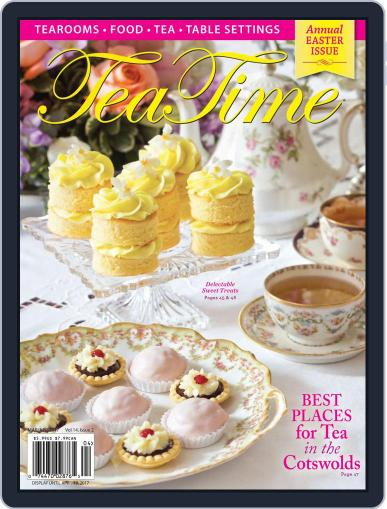 TeaTime March 1st, 2017 Digital Back Issue Cover