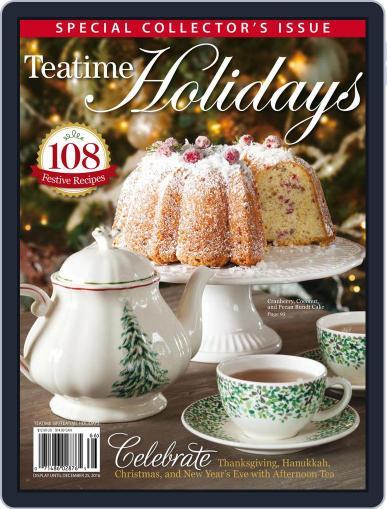 TeaTime December 2nd, 2016 Digital Back Issue Cover