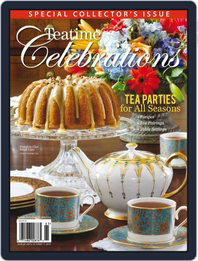 TeaTime (Digital) July 6th, 2016 Issue Cover