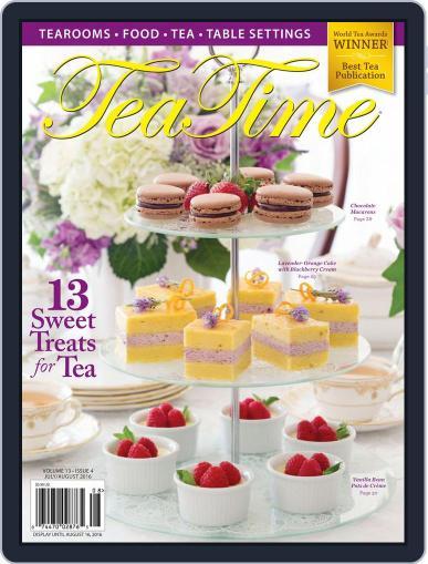 TeaTime July 2nd, 2016 Digital Back Issue Cover