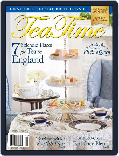 TeaTime (Digital) March 2nd, 2016 Issue Cover