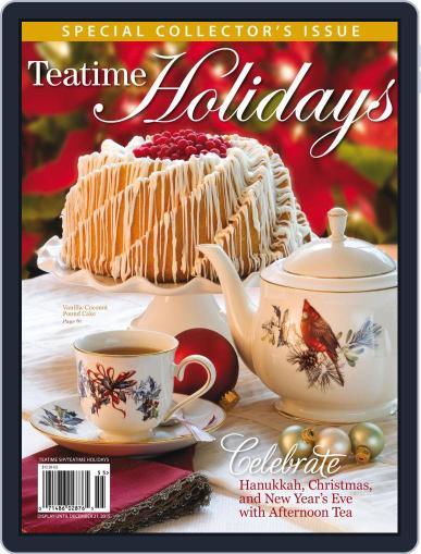 TeaTime December 2nd, 2015 Digital Back Issue Cover
