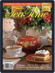TeaTime (Digital) Subscription September 2nd, 2015 Issue