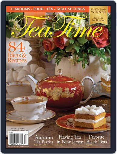 TeaTime (Digital) September 2nd, 2015 Issue Cover