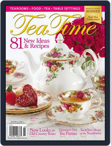 TeaTime (Digital) January 2nd, 2015 Issue Cover