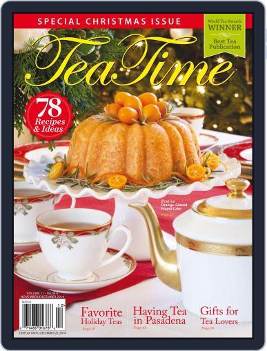 TeaTime (Digital) December 22nd, 2014 Issue Cover