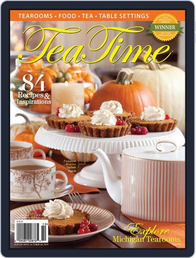 TeaTime (Digital) October 20th, 2014 Issue Cover