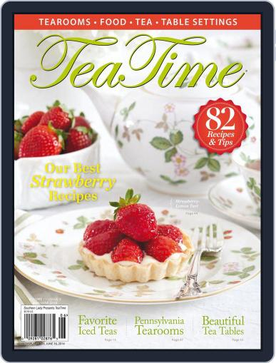 TeaTime (Digital) June 16th, 2014 Issue Cover