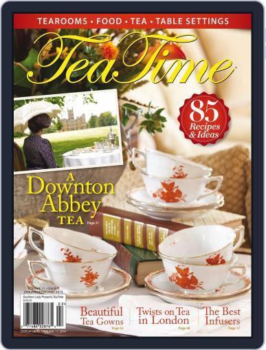 TeaTime (Digital) February 17th, 2014 Issue Cover