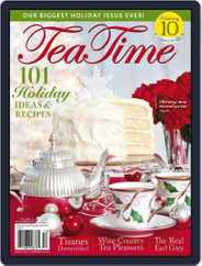 TeaTime (Digital) Subscription November 1st, 2013 Issue