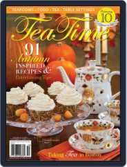 TeaTime (Digital) Subscription September 1st, 2013 Issue