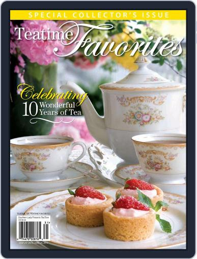 TeaTime (Digital) June 24th, 2013 Issue Cover