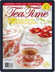 TeaTime (Digital) Subscription January 1st, 2013 Issue