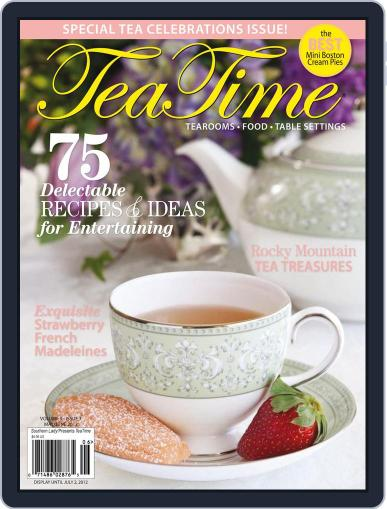 TeaTime (Digital) May 1st, 2012 Issue Cover