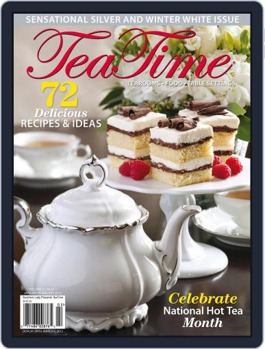 TeaTime (Digital) January 1st, 2012 Issue Cover