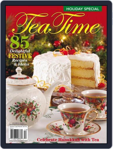 TeaTime November 1st, 2011 Digital Back Issue Cover