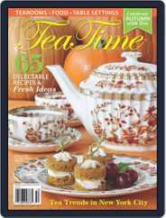 TeaTime (Digital) Subscription September 1st, 2011 Issue