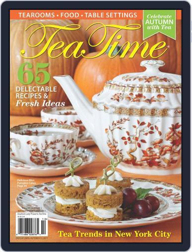 TeaTime (Digital) September 1st, 2011 Issue Cover