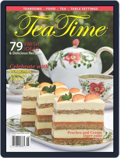 TeaTime (Digital) May 1st, 2011 Issue Cover