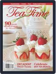 TeaTime (Digital) Subscription January 1st, 2011 Issue