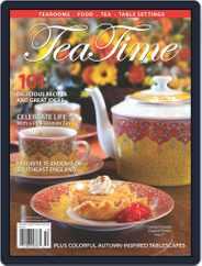 TeaTime (Digital) Subscription September 1st, 2010 Issue