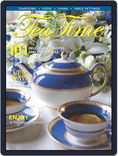 TeaTime March 1st, 2010 Digital Back Issue Cover