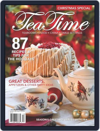 TeaTime (Digital) November 1st, 2009 Issue Cover