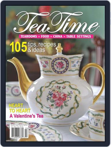 TeaTime (Digital) January 1st, 2008 Issue Cover