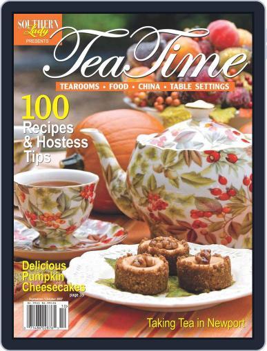 TeaTime (Digital) September 1st, 2007 Issue Cover