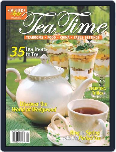 TeaTime March 1st, 2007 Digital Back Issue Cover