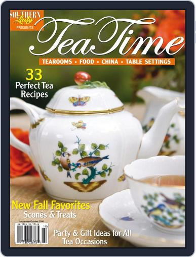 TeaTime September 1st, 2006 Digital Back Issue Cover